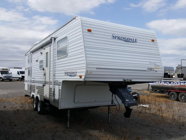 2003 Springdale Travel Trailer for sale in Hammond, IN