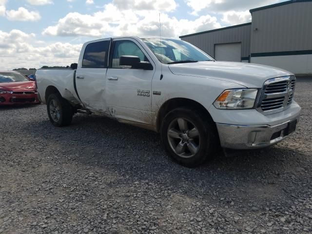 Salvage cars for sale from Copart Leroy, NY: 2017 Dodge RAM 1500 S