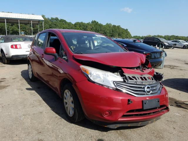 Salvage cars for sale from Copart Cartersville, GA: 2014 Nissan Versa Note