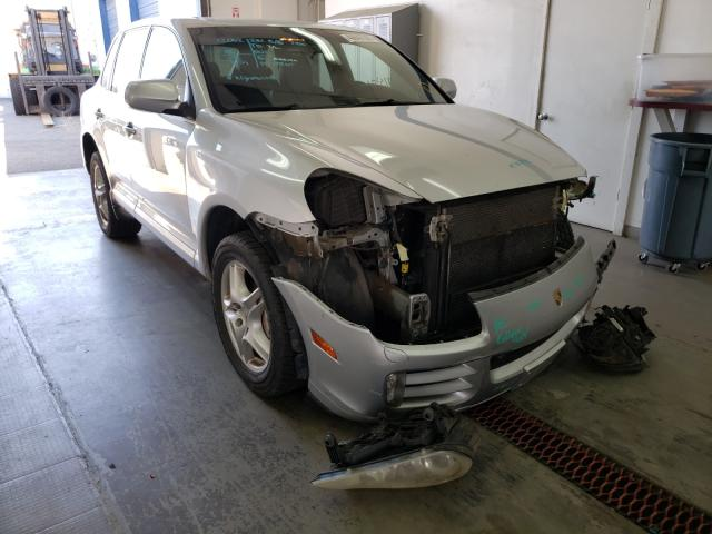 Salvage cars for sale from Copart Pasco, WA: 2010 Porsche Cayenne S