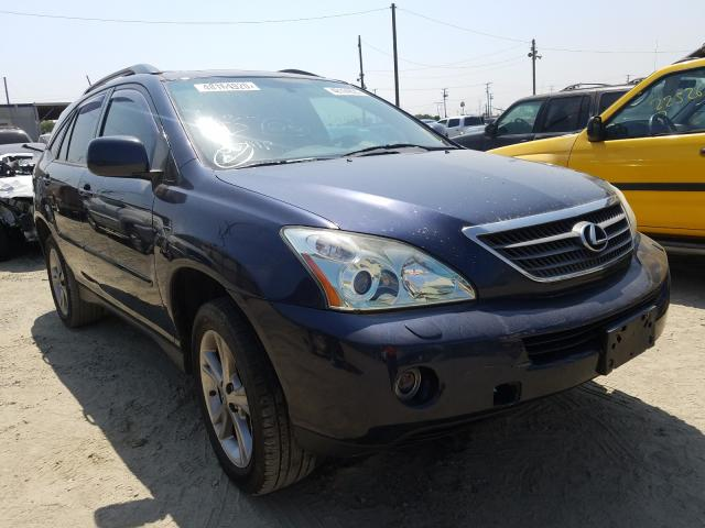 Lexus RX 400 salvage cars for sale: 2006 Lexus RX 400