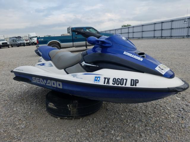 Bombardier salvage cars for sale: 2000 Bombardier Seadoo