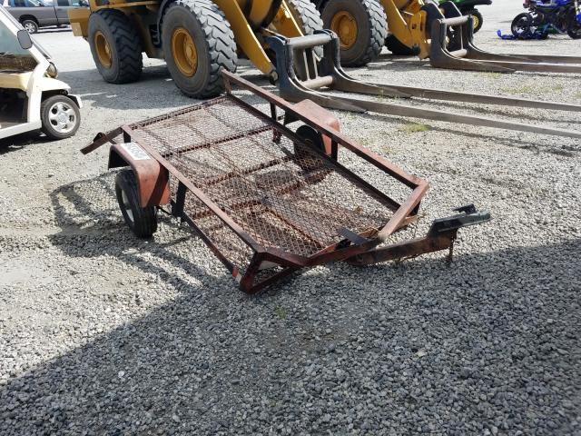 Carry-On Trailer salvage cars for sale: 2000 Carry-On Trailer