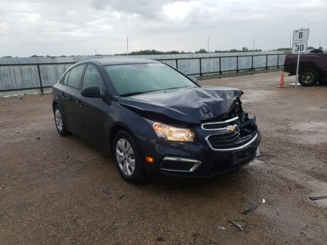 Salvage cars for sale from Copart Temple, TX: 2016 Chevrolet Cruze Limited