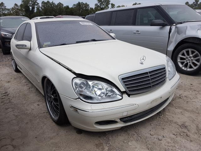 2004 Mercedes-Benz S 500 for sale in Houston, TX