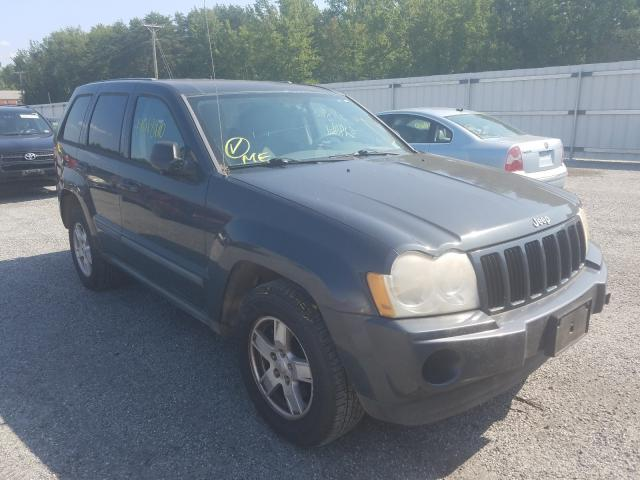Salvage cars for sale from Copart Fredericksburg, VA: 2007 Jeep Grand Cherokee