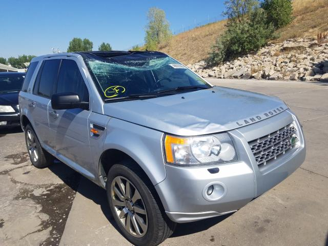 Land Rover salvage cars for sale: 2008 Land Rover LR2 HSE
