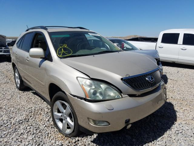 Lexus RX330 salvage cars for sale: 2004 Lexus RX330