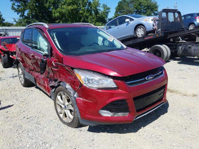 Ford Escape salvage cars for sale: 2015 Ford Escape