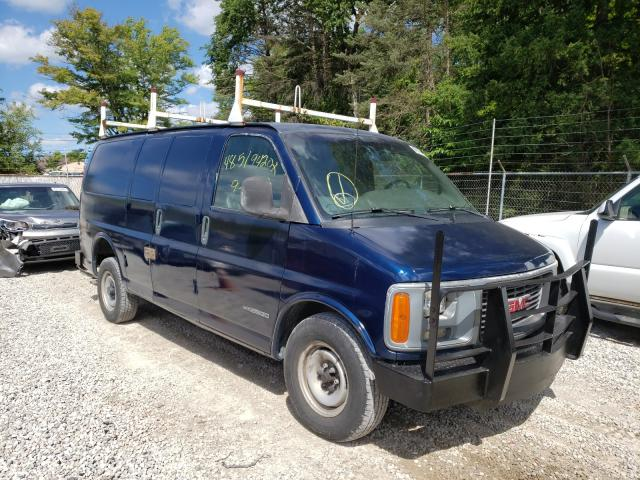 2002 GMC Savana G25 en venta en Northfield, OH
