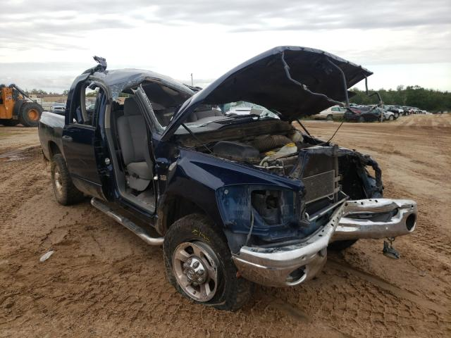 Salvage cars for sale from Copart Kincheloe, MI: 2009 Dodge RAM 2500