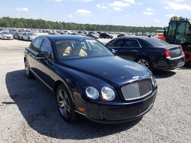 Salvage cars for sale from Copart Harleyville, SC: 2013 Bentley Continental