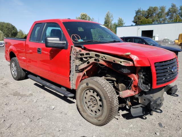 Salvage cars for sale from Copart Portland, OR: 2014 Ford F150 Super