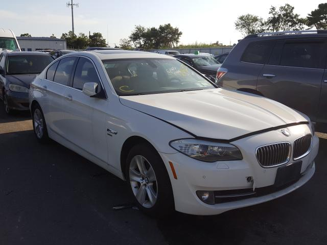 BMW 528 XI salvage cars for sale: 2012 BMW 528 XI