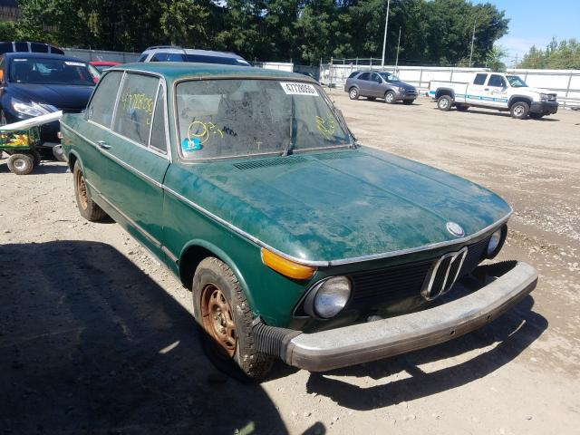 BMW 2 Series salvage cars for sale: 1974 BMW 2 Series