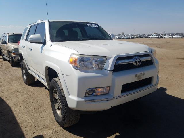 Salvage cars for sale from Copart Brighton, CO: 2011 Toyota 4runner SR