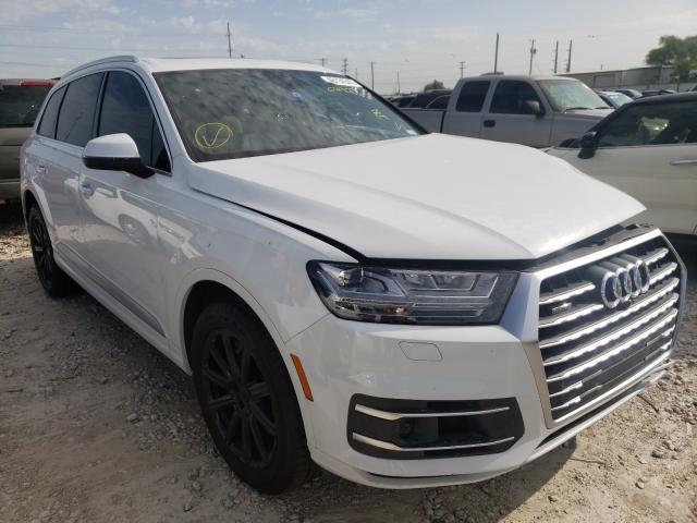 2018 Audi Q7 | Vin: WA1LAAF76JD049096