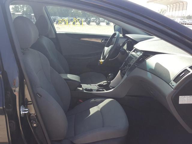 2011 Hyundai SONATA | Vin: KMHEC4A40BA000739