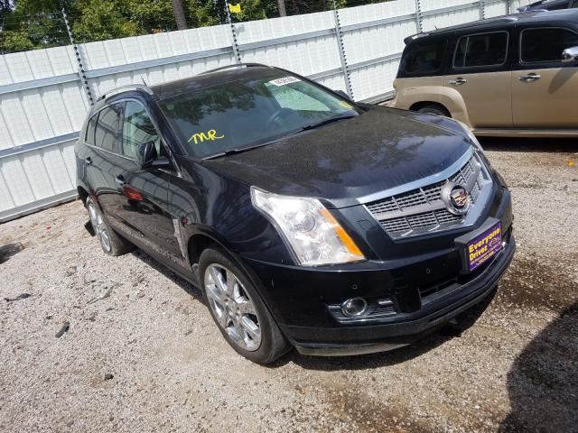 Salvage cars for sale from Copart Harleyville, SC: 2011 Cadillac SRX Perfor