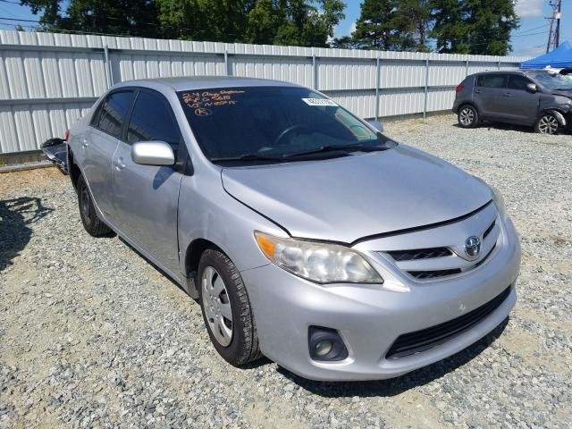 Salvage cars for sale at Mebane, NC auction: 2011 Toyota Corolla BA
