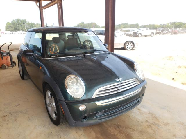 Salvage cars for sale from Copart Tanner, AL: 2005 Mini Cooper
