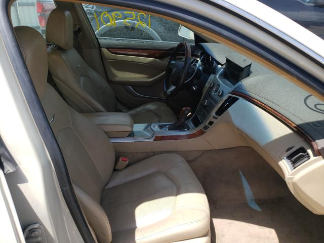 2010 Cadillac CTS   Vin: 1G6DS5EV8A0107301
