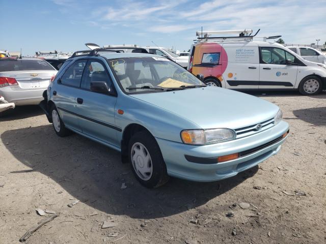 Salvage 1993 Subaru IMPREZA L for sale