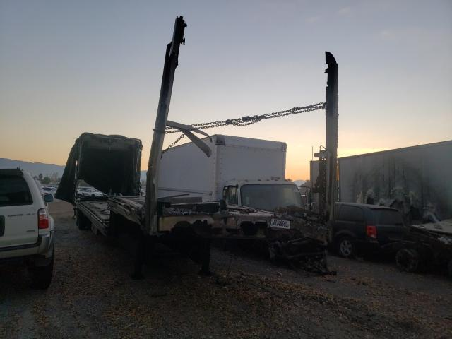 Bens salvage cars for sale: 2015 Bens Trailer