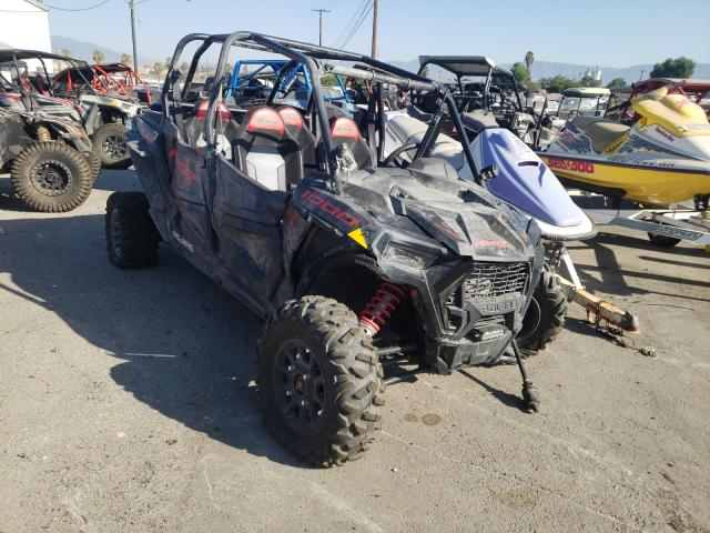 Salvage cars for sale from Copart Colton, CA: 2020 Polaris RZR XP 4 1