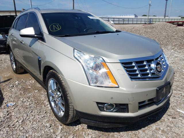 Cadillac SRX Perfor salvage cars for sale: 2014 Cadillac SRX Perfor