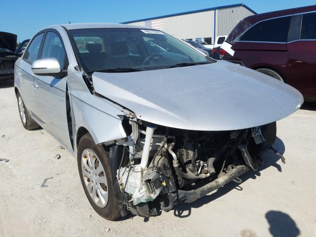 KIA Forte EX salvage cars for sale: 2011 KIA Forte EX