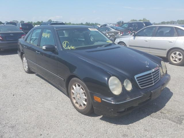 Salvage cars for sale from Copart Fredericksburg, VA: 2000 Mercedes-Benz E 320