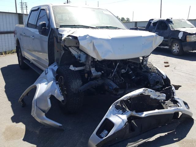 Salvage cars for sale from Copart Nampa, ID: 2017 Ford F150 Super