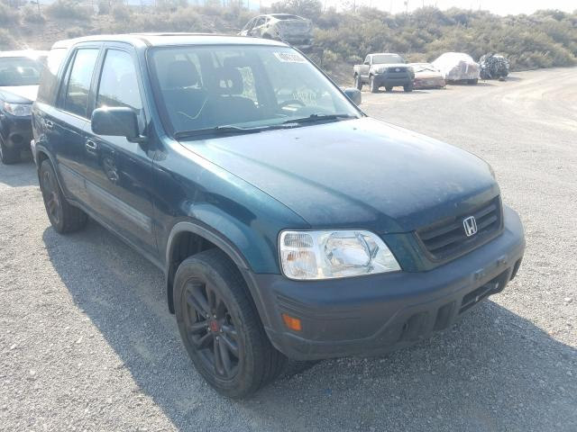 Honda CR-V salvage cars for sale: 1998 Honda CR-V