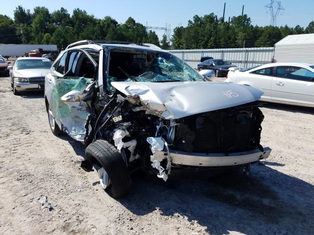 Salvage cars for sale from Copart Charles City, VA: 2015 Lexus RX 350 Base
