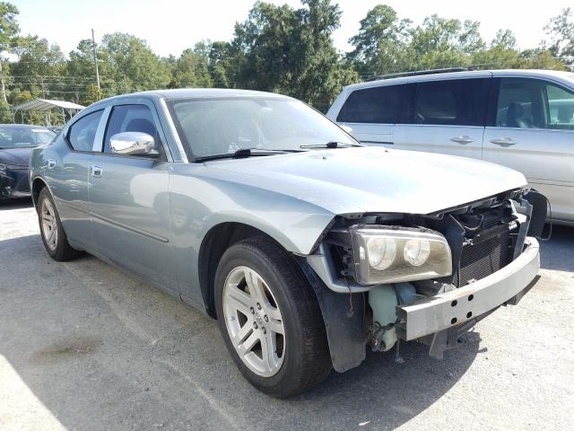 Salvage cars for sale from Copart Savannah, GA: 2007 Dodge Charger SE