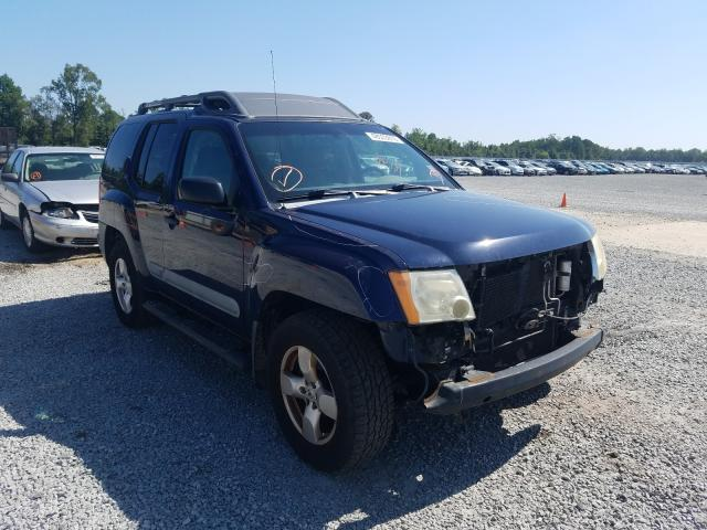 Nissan salvage cars for sale: 2008 Nissan Xterra OFF