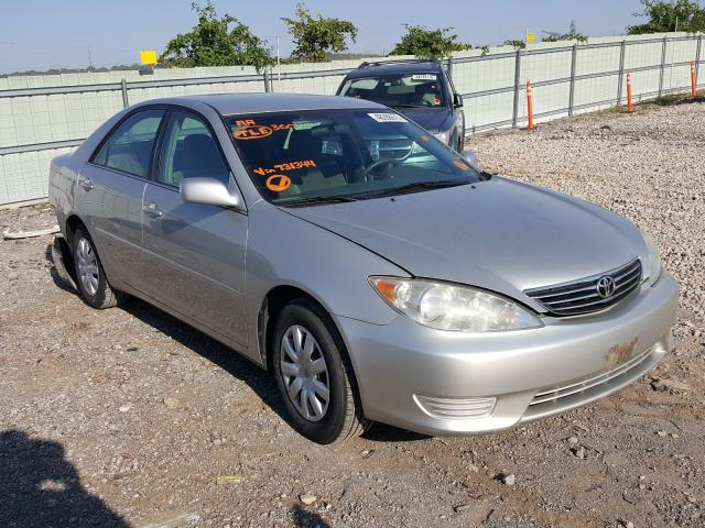 Salvage cars for sale from Copart Kansas City, KS: 2006 Toyota Camry LE