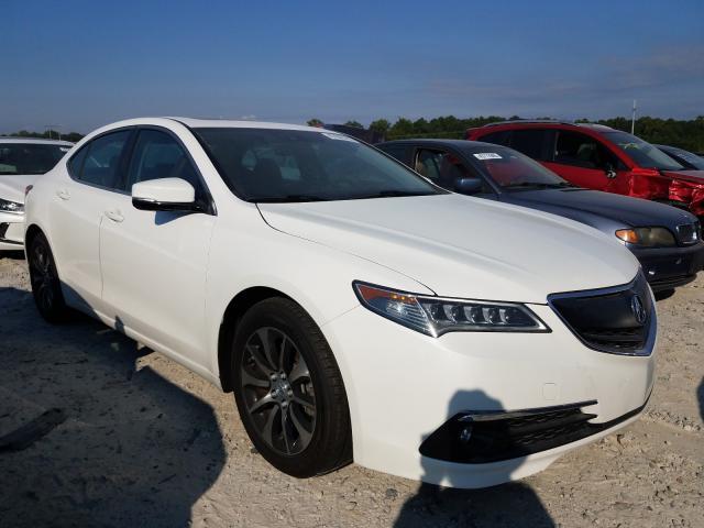 Vehiculos salvage en venta de Copart Loganville, GA: 2015 Acura TLX Tech
