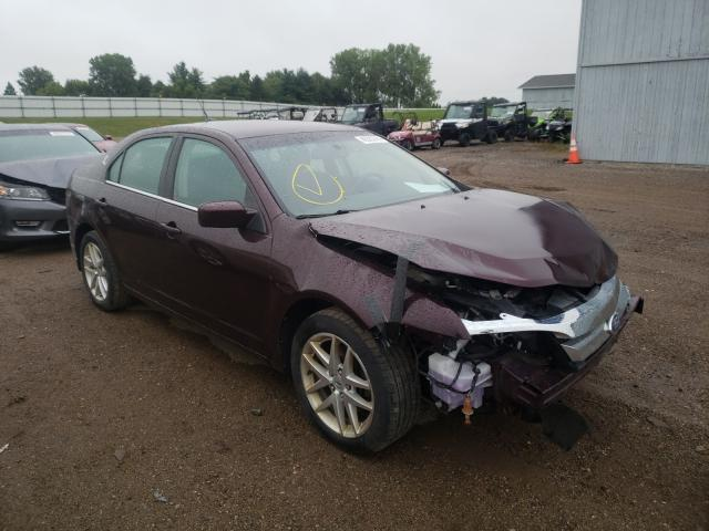 Salvage 2011 FORD FUSION - Small image. Lot 48303760
