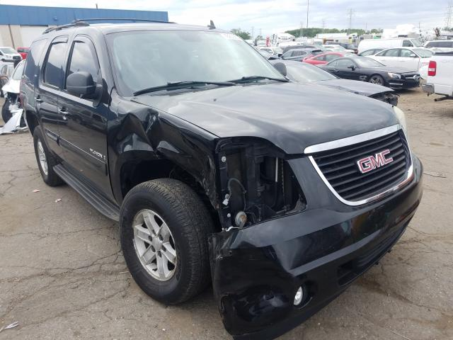 Salvage cars for sale from Copart Woodhaven, MI: 2007 GMC Yukon