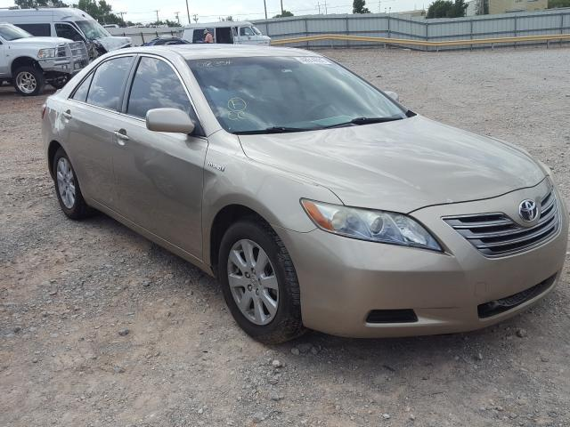 2007 Toyota Camry Hybrid for sale in Oklahoma City, OK