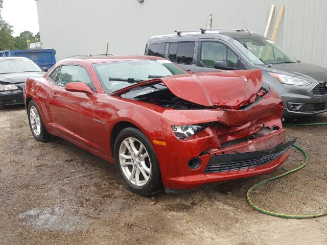 Chevrolet Camaro salvage cars for sale: 2014 Chevrolet Camaro