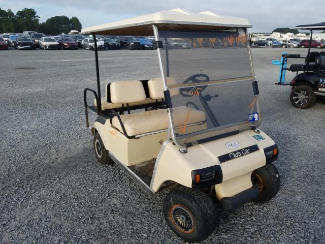 Golf Club Car salvage cars for sale: 1991 Golf Club Car
