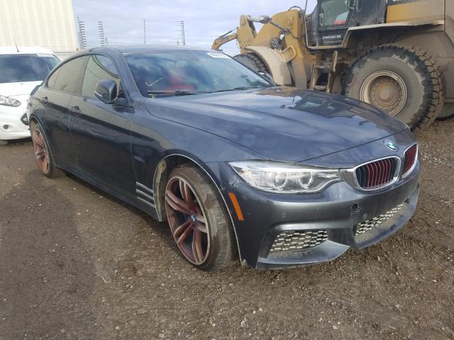 BMW 435 XI GRA