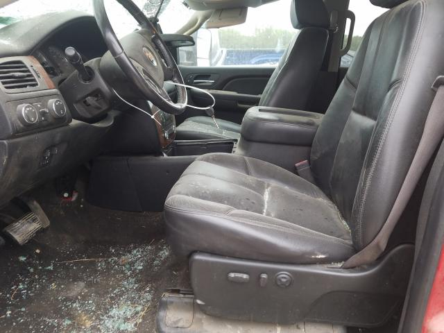 2008 Chevrolet SILVERADO | Vin: 1GCHK236X8F146181