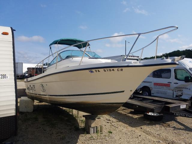 Bayliner salvage cars for sale: 2001 Bayliner Liner