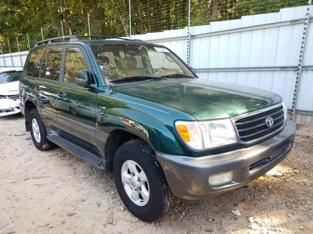 2000 Toyota Land Cruiser for sale in Austell, GA