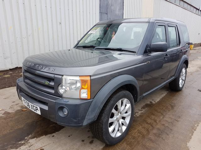 LAND ROVER DISCOVERY - 2006 rok