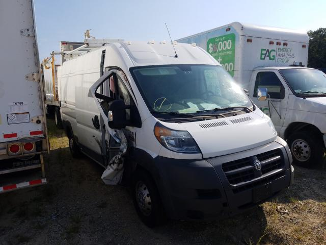 Dodge Promaster salvage cars for sale: 2016 Dodge Promaster
